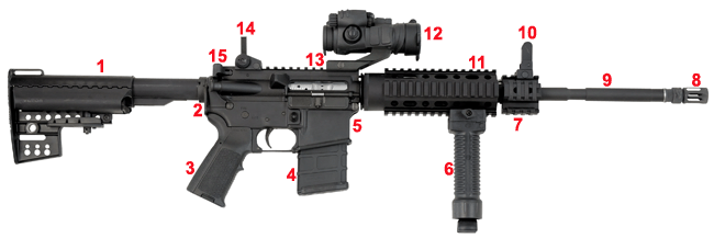 Brownells Dream Build AR-15 Catalog #4 - Dream Gun® 1