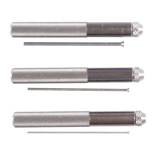 "Replacement Pin Punch Set of 3, w/2-1/2"" Pins"