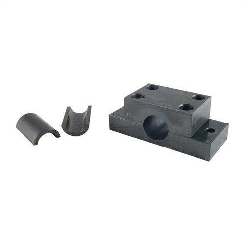 Barrel Vise with #10 Steel Bushing I.D. 1.225""