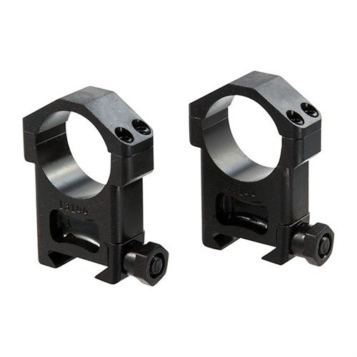 30mm Ultra High Steel Scope Rings
