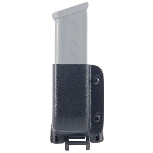 Single Mag Pouch-Glock 9/40-Black-RH-Tek Lok