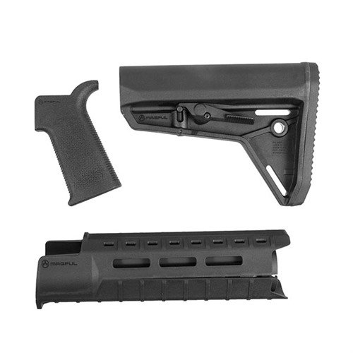 MOE SL Furniture Set M-LOK Carbine Black