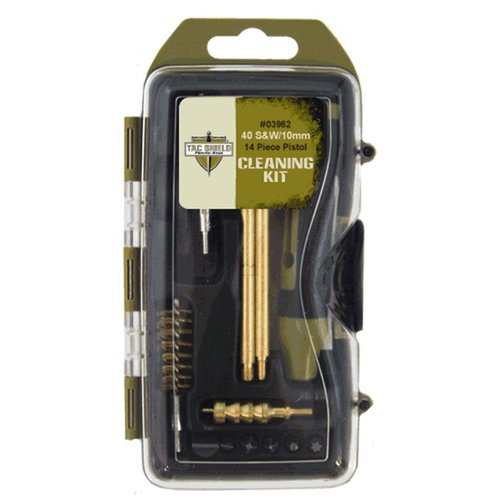Pistol Cleaning Kit for 40/10mm 14 Pc