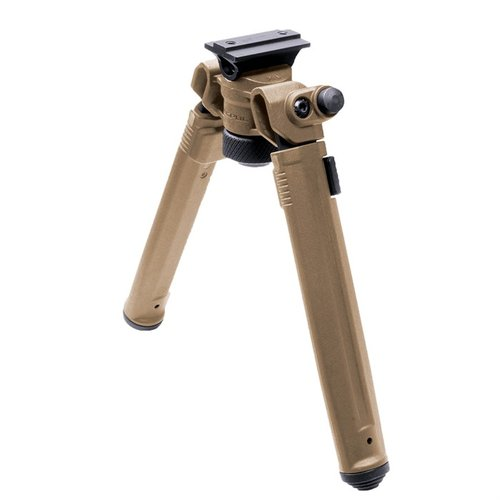 ARMS 17S Style Bipod Flat Dark Earth 6.3-10.3""