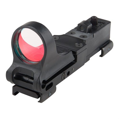 Railway Polymer 8 MOA Standard Switch, Black