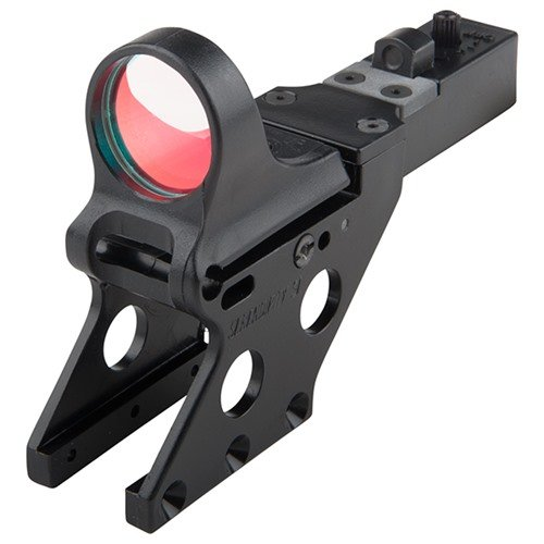 "Polymer 1911 (0.75"" Frame) 8 MOA Standard Switch, Black"