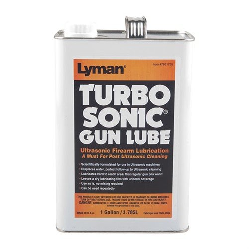TurboSonic Gun Lube, 1 Gallon