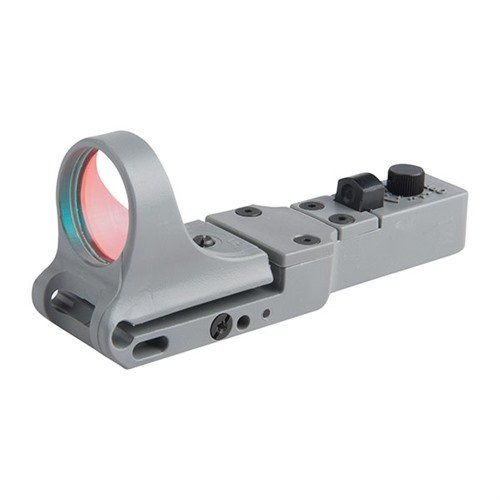 SlideRide Polymer 6 MOA Click Switch, Gray