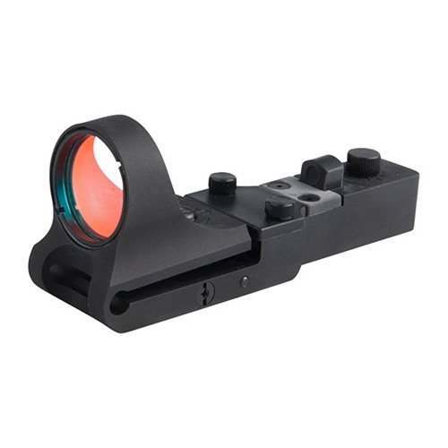 SlideRide Aluminum 6 MOA Click Switch, Black