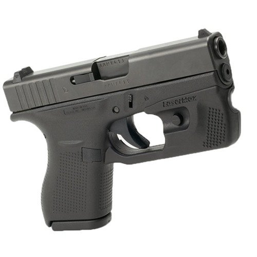 CenterFire WeaponLight Glock 42, 43