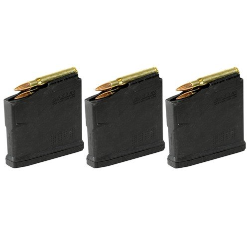PMAG 5Rd AC L Magnum AICS Long Action Magazine 3 Pack