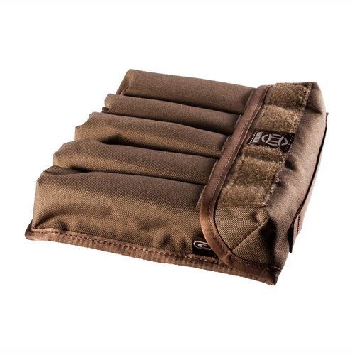 """EL CINCO"" 5 Cell Pouch-Coyote"