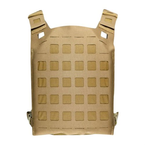 PLATEmius Plate Carrier Large Coyote