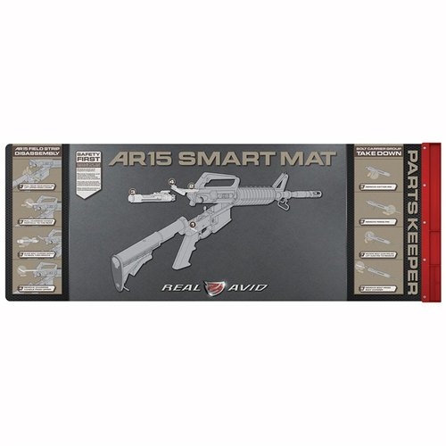 AR-15 Smart Mat Cleaning Mat 43X16""