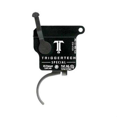 Remington 700 Special Trigger Curved Black