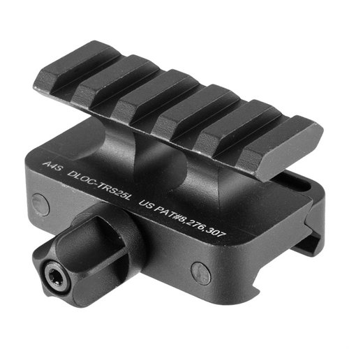 DLOC-TRS25L Rail Adapter
