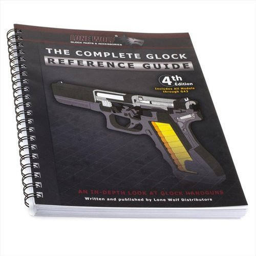 Book Complete Glock Reference Guide