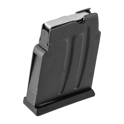 CZ 452/453 Magazine 22lr 5rd Steel Black
