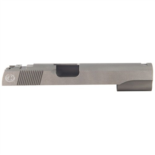 Carbon Steel, Bo-Mar Sight Cut, 9mm