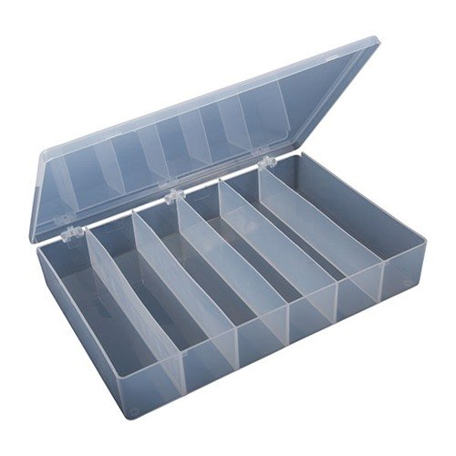 "12-7/8""x8-5/8""x2-1/4"", 6 Compartments Pkg. of 1"