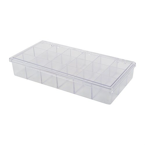 "8-1/4""x4-1/4""x1-1/4"", 18 Compartments Pkg. of 1"