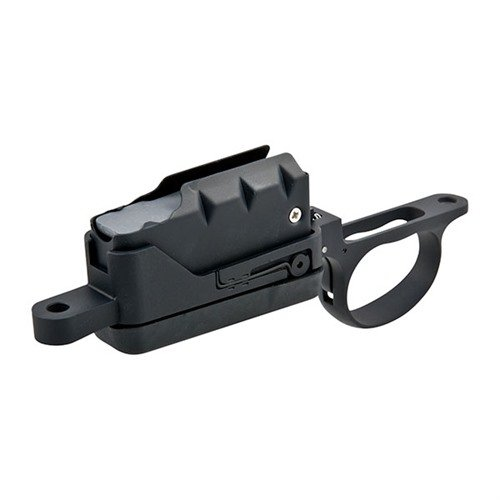Short Action Detachable MAgazine 223 4rd