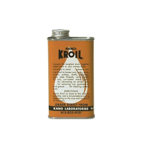 Kroil 1 gallon can