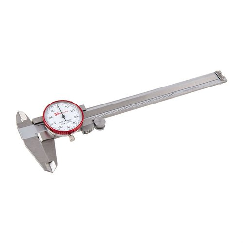 Steel Dial Calipers with Case