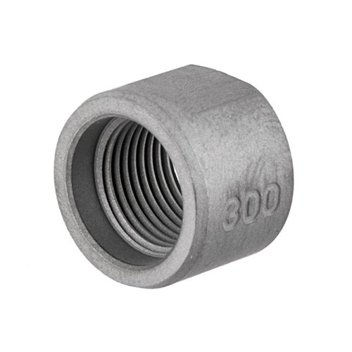 Smooth SS Thread Protector 1/2-24 Stainless Steel
