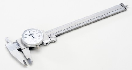 Dillon Stainless Steel Dial Calipers