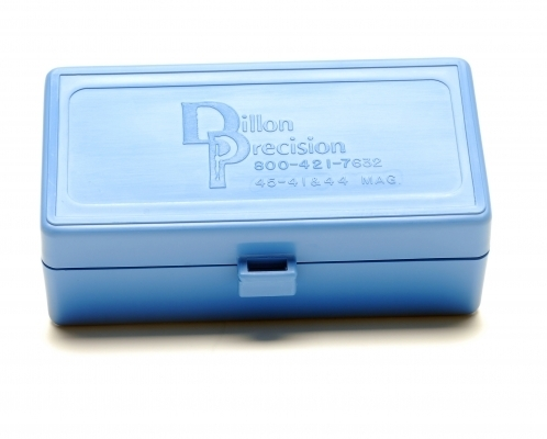 Dillon Ammo Box 41 Magnum, 44-40, 45 Colt 50 50-Rounds