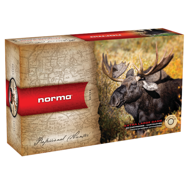 Norma Oryx 7 mm Remington Magnum 10,1 gram - Eske a 20