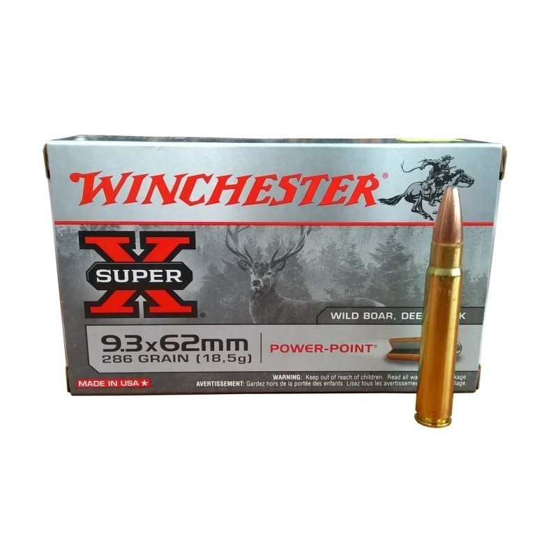 Winchester Power Point 270 Winchester 9.7 gram PP