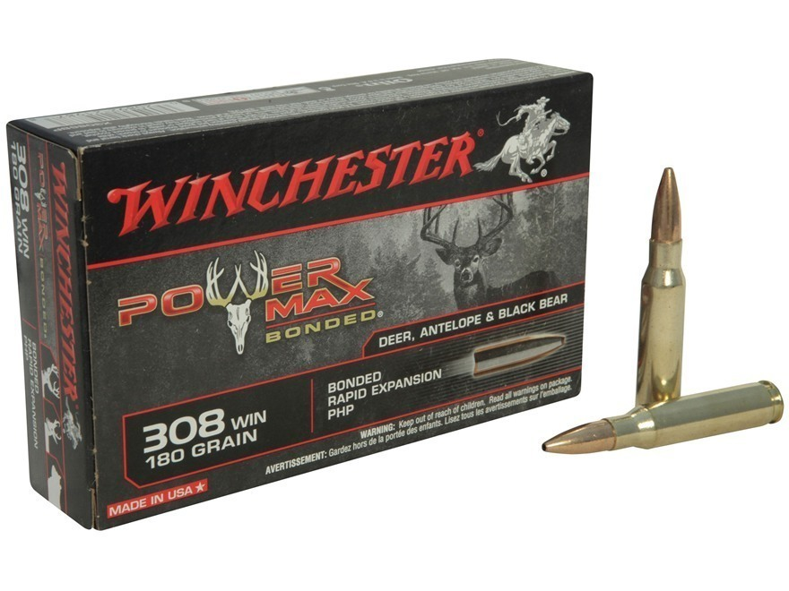Winchester Power Max .30-30 Winchester 150 grains PM
