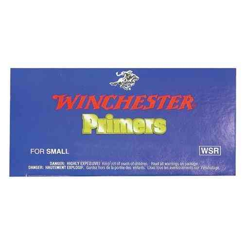 Winchester Small Pistol Magnum Primers - 1000